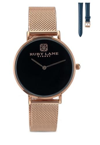 Ruby Lane 海軍藍色 手錶 80788ACBD5B831GS_1
