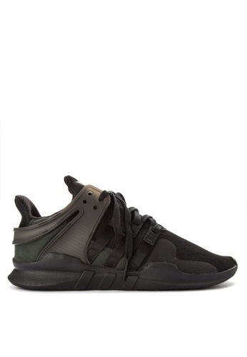 separation shoes 23200 71e38 adidas black adidas originals eqt support adv 8D50CSH1BD2064GS1