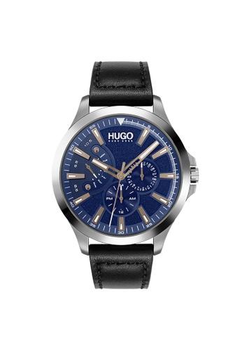 Hugo Boss blue HUGO Leap Blue Men's Watch (1530172) BD817AC5882755GS_1