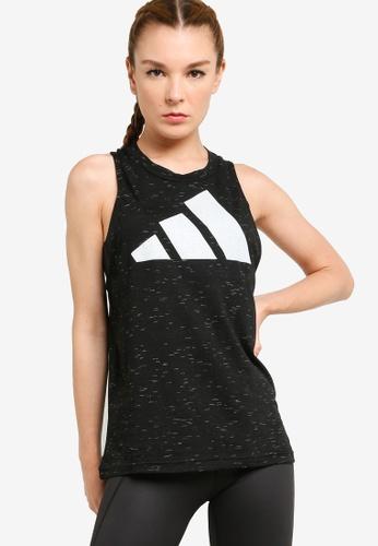ADIDAS 黑色 sportswear winners 2.0 tank top D2EE5AA630FDE7GS_1