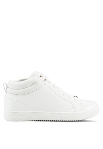 ALDO 白色 Faseto 運動鞋 AL087SH57HCOMY_1