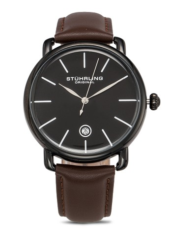 Stuhrling Original brown Symphony 3913 Watch 770B7AC4F00C83GS_1