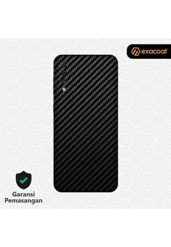 Exacoat Galaxy A30 / A30s 3M Skins Carbon Fiber Black - Galaxy A30s 72203ESBA11A4FGS_1