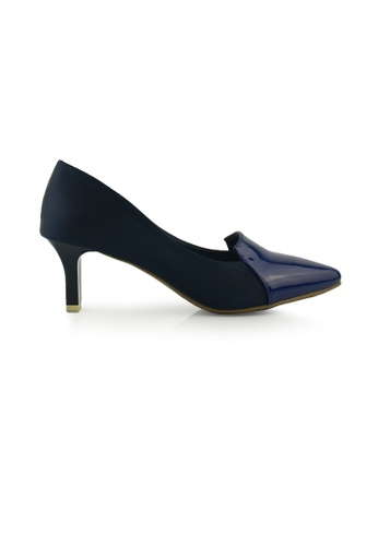 SHINE blue Blade Heel Pumps SH554SH0G1S1SG_1
