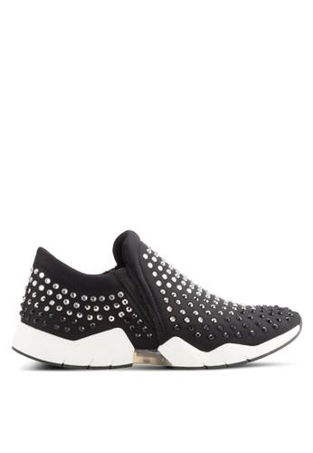ALDO black Talin Slip On Sneakers AL087SH47XXOMY_1