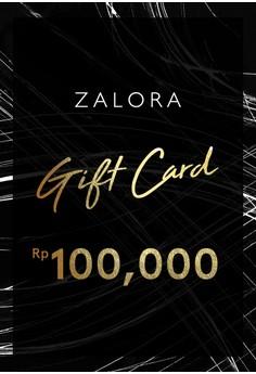 Zalora E-Gift Voucher 100.000