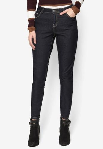 Dorothy Perkins blue Indigo Skinny Jeans DO816AA75FCAMY_1