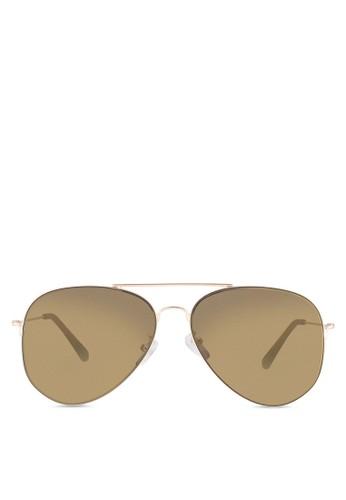 Desprit門市ixon 經典飛行員太陽眼鏡, 飾品配件, 飛行員框