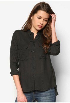 Flap Pocket Shirt
