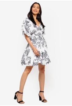 0b490d88d073e3 62% OFF Angeleye Katya Dress S$ 137.90 NOW S$ 52.90 Sizes XS S M L