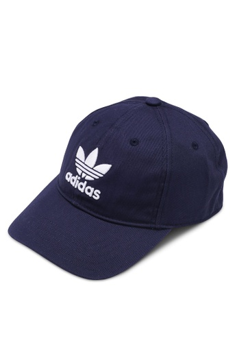 dd5da5f7945 Buy adidas adidas originals trefoil cap Online on ZALORA Singapore
