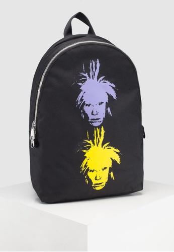 Calvin Klein black Campus Backpack 45 - Calvin Klein Accessories D7858ACA035A0DGS_1