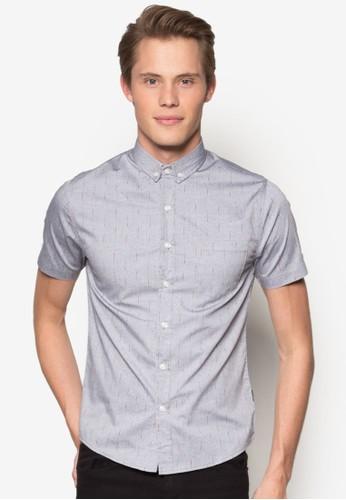 Bucky 短袖襯衫,esprit地址 服飾, 襯衫