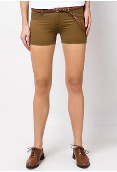 Satin Modal Fabric Shorts