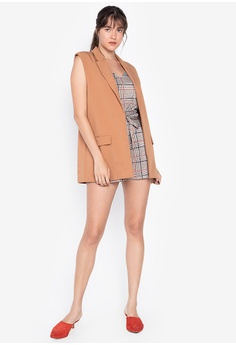 e5f0dab9c05 Shop F.101 Playsuits   Jumpsuits for Women Online on ZALORA Philippines