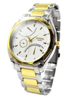 Rosra Brylle-W Unisex Stainless Steel Strap Watch