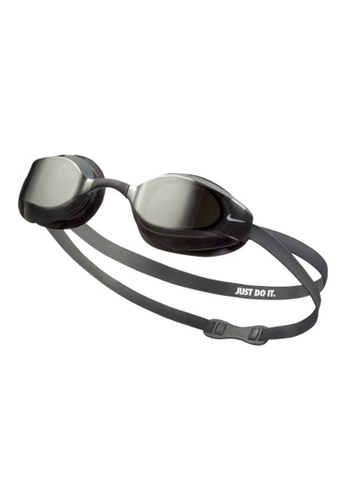 Nike black Nike Vapor Mirror Performance Goggle 5F894AC01ADE41GS_1