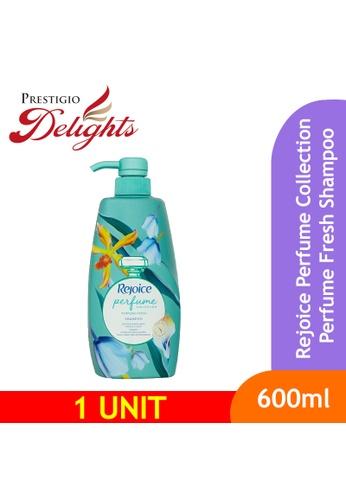 Prestigio Delights Rejoice Perfume Collection Perfume Fresh Shampoo 600ml D9D2BBE018760DGS_1