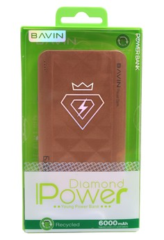 Diamond 6000mAh Powerbank