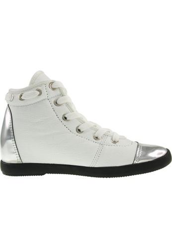 Maxstar white Maxstar Women's 020 Hidden Heel PU High Top Casual Shoes US Women Size MA164SH87PUUSG_1