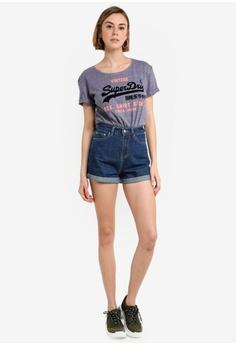 9ea1dc8b533469 36% OFF Superdry Shirt Shop New Boyfriend Tee S  59.00 NOW S  37.90 Sizes  XS S