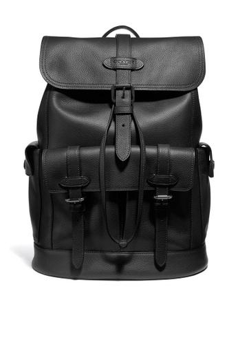 Coach black Hudson Backpack (cv) 55F5BACA9D1595GS_1