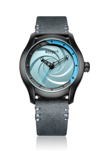 Assassin's Time blue Assassin's Time CYCLONE Blue Leather BC9E8AC9B99FD0GS_1