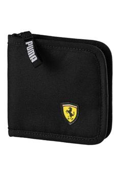 240ed49b5ad8 PUMA black Scuderia Ferrari Fanwear Wallet E1E96AC90CE1FBGS_1