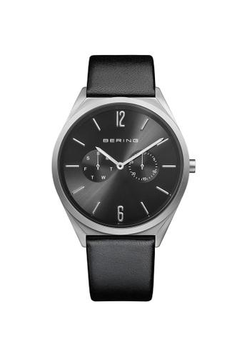 Bering black Bering Ultra Slim Black Unisex Watch (17140-402) 22978AC86B1412GS_1