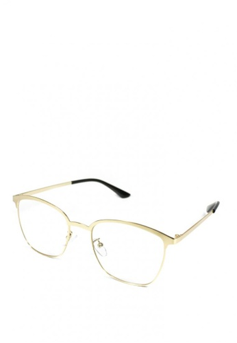 7c17d352397b Shop HEY SWEETY Aria Clear Lens Glasses Online on ZALORA Philippines