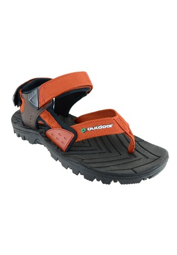 OUTDOOR FOOTWEAR brown Outdoor Bronco Brick Sandal Gunung OU533SH84XNRID_1