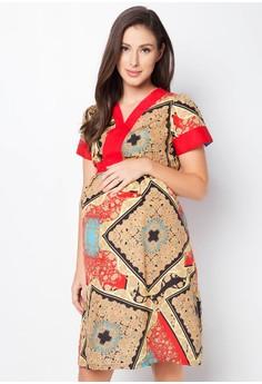 September Maternity Dress
