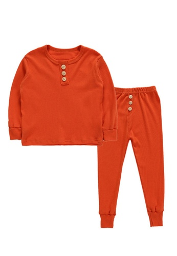 RAISING LITTLE orange Eiko Loungewear 57200KA067C58FGS_1