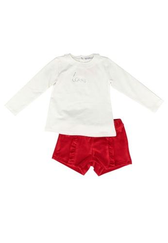 Babybol red 2 Pieces Kids Set DCBE8KA9318702GS_1