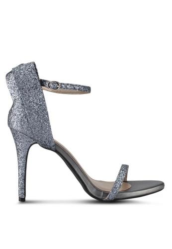 Cipela For Lubna blue Celestia Sandal Heels With Bow 7CBD3SHC51C938GS_1