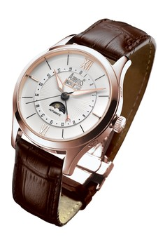 Arbutus Automatic Watch Madison Ave 511 RWF