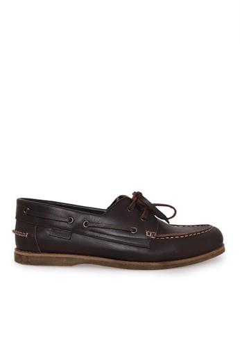 Tendencies brown Tendencies Sepatu Formal REISSUE DOCKSIDE BROWN F5FADSHC165225GS_1