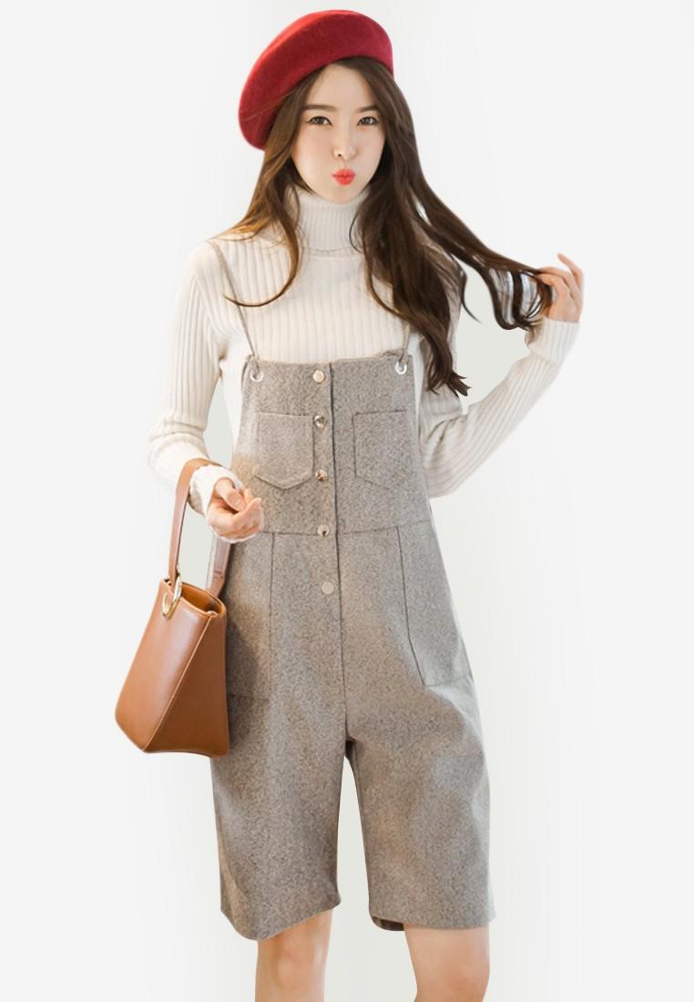 Sleek Chicness Wool Jumper