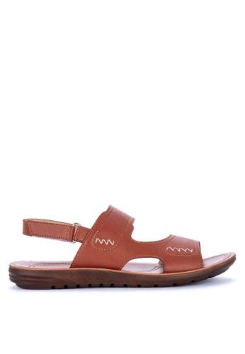H2Ocean brown Adahy Sandals 832BFSHA796402GS_1