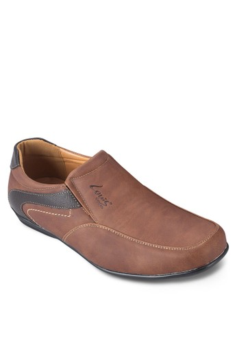 esprit鞋子仿皮休閒樂福鞋, 鞋, 船型鞋