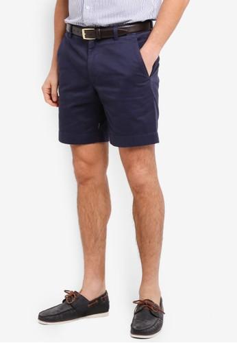 Brooks Brothers navy Red Fleece 7 Shorts AD977AA851EDA2GS_1