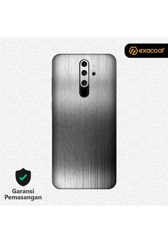 Exacoat Xiaomi Redmi Note 8 / Note 8 Pro 3M Skins Titanium Series - Titanium Onyx 14B0FES4257F15GS_1