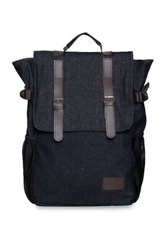 harga Greyjoy - Tas Backpack Pria - Black +GRATIS POUCH - Tas Travel - Tas Sekolah - Tas Kuliah - Tas Olahraga - Tas Pria - Tas Laptop 15