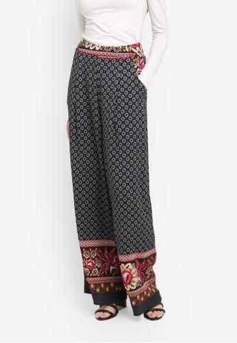 Zalia multi Printed Palazzon Pants 05945AABBAF3DFGS_1