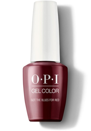 O.P.I GCW52A - GelColor - Got the Blues for Red 15mL 0F7F1BE4802B5CGS_1