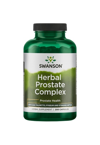 Pure & Well SWANSON HERBAL PROSTATE COMPLEX 200 CAPS A2E0CESF12B5C3GS_1