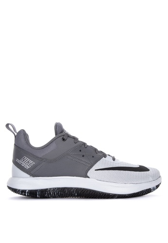 Nike grey Nike Fly.By Low Ii Shoes DEA4ESH97363F0GS_1