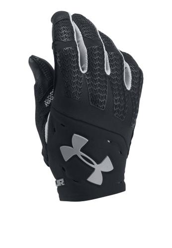 Under Armour black UA Coolswitch Flux Gloves UN337AC32VGTMY_1