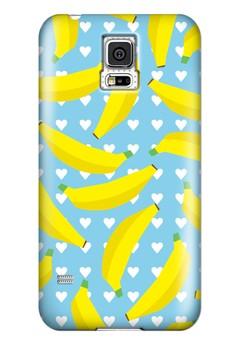 Banana Glossy Hard Case for Samsung Galaxy S5
