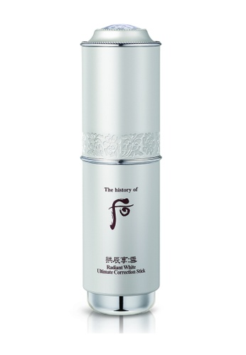 The history of Whoo Gongjinhyang Seol Radiant White Ultimate Corrective Stick 5CE03BE871CE52GS_1